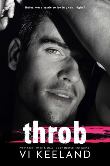 Cover Reveal: Throb by Vi Keeland
