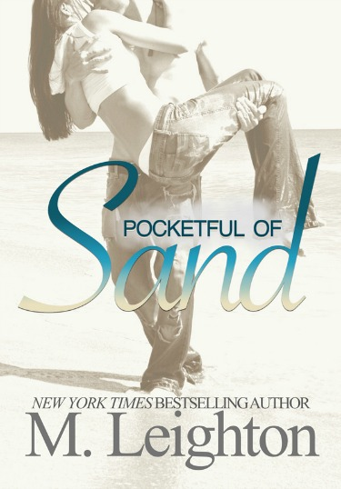Cover Reveal: Pocketful of Sand by M. Leighton
