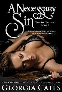 Release Day Launch & Giveaway: A Necessary Sin (The Sin Trilogy #1) by Georgia Cates