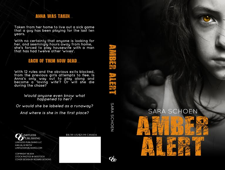 Amber Alert cover