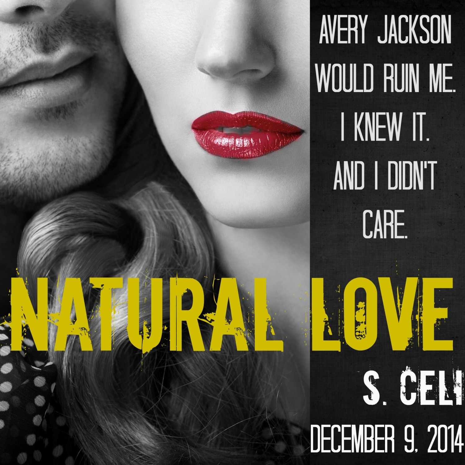NATURAL LOVE Book Teaser #2