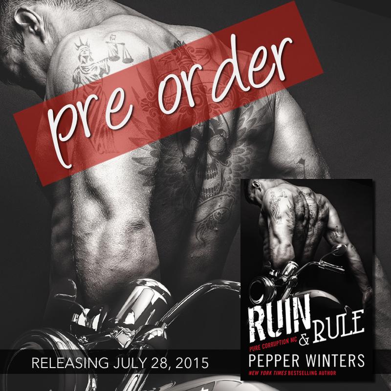 Pre Order - RUIN&RULE
