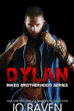 Cover Reveal: Dylan (Inked Brotherhood #4) by Jo Raven
