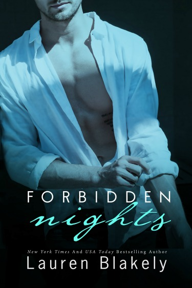 Cover Reveal: Forbidden Nights (Seductive Nights #5) by Lauren Blakely