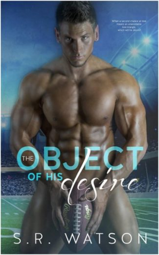 Cover Reveal & Giveaway: The Object of His Desire by S.R. Watson