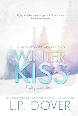 Cover Reveal: Winter Kiss (Gloves Off #3.5) by L.P. Dover