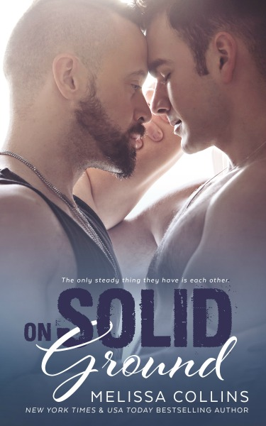 Cover Reveal: On Solid Ground by Melissa Collins