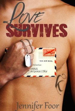 Cover Reveal: Love Survives (Love's Suicide #2) by Jennifer Foor