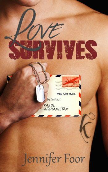 Cover Reveal: Love Survives (Love's Suicide #2) by Jennifer Foor