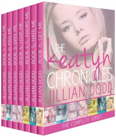 Birthday Celebration: The Keatyn Chronicles by Jillian Dodd