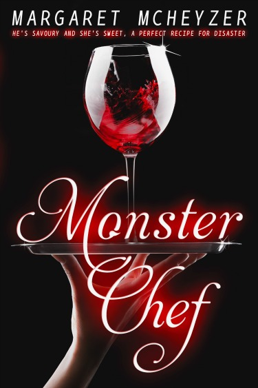 Cover Reveal & Giveaway: Monster Chef by Margaret McHeyzer