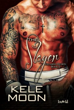 Cover Reveal & Giveaway: The Slayer (Untamed Hearts #2) by Kele Moon