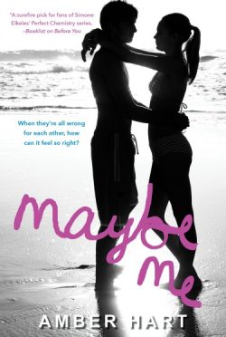 Cover Reveal: Maybe Me (Before & After #3) by Amber Hart