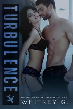 Cover Reveal: Turbulence by Whitney Gracia Williams
