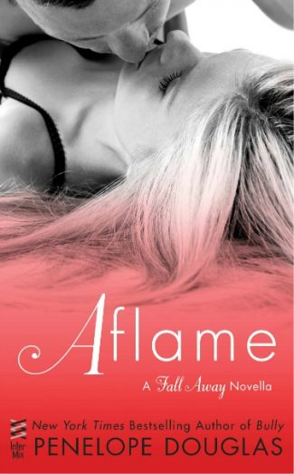 Cover Reveal & Giveaway: Aflame (Fall Away #4) by Penelope Douglas