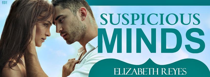 Suspicious Minds - Banner