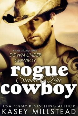 Cover Reveal & Giveaway: Rogue Cowboy (Down Under Cowboys #5) by Kasey Millstead