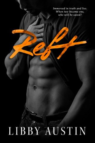 Cover Reveal: Reft by Libby Austin