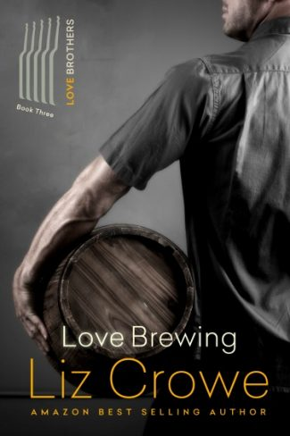 Release Day Blitz: Love Brewing (Love Brothers #3) by Liz Crowe