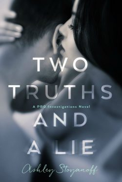 Book Blitz: Two Truths and a Lie (PRG Investigations #1) by Ashley Stoyanoff