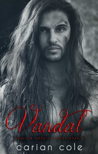 Promo & Giveaway: Vandal (Ashes & Embers #2) by Carian Cole