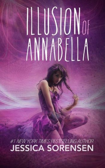 Cover Reveal: Illusion of Annabella by Jessica Sorensen