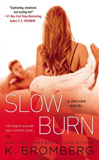 Promo & Giveaway: Slow Burn (Driven #5) by K. Bromberg