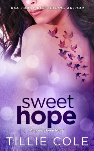 Cover Reveal: Sweet Hope (Sweet Home #4) by Tillie Cole
