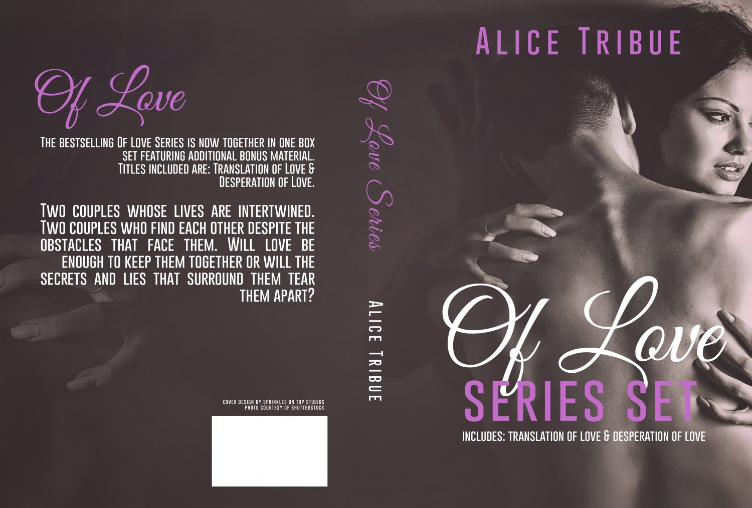 Of Love Series Full Jacket