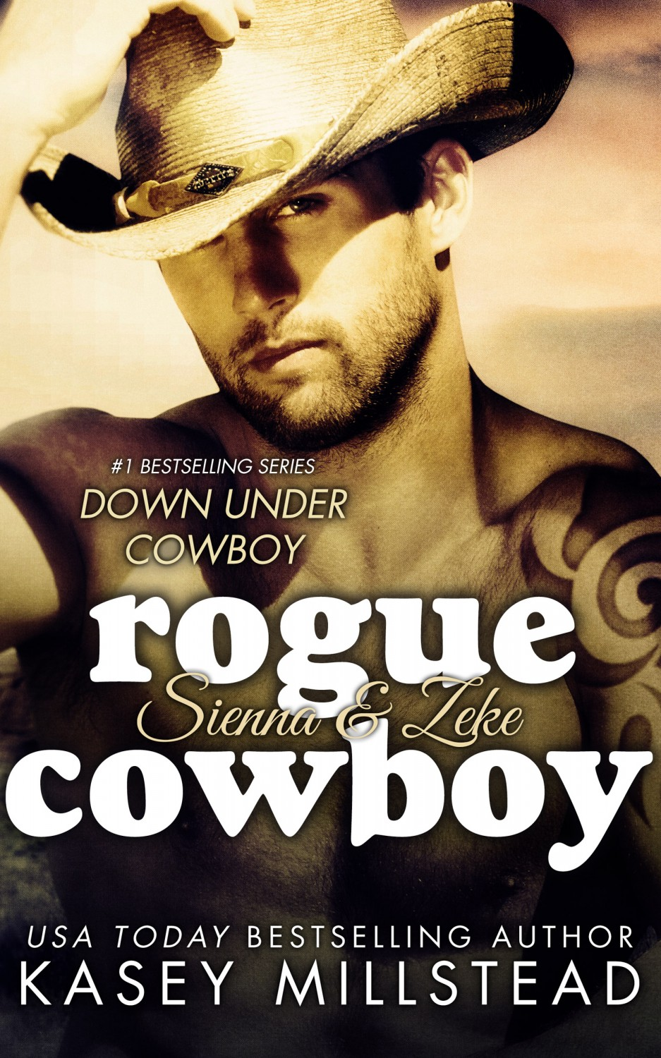 Rogue Cowboy Ebook Cover