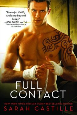 Excerpt Reveal: Full Contact (Redemption #3) by Sarah Castille
