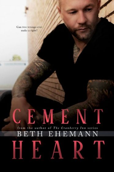 Cover Reveal: Cement Heart by Beth Ehemann