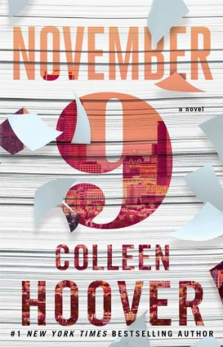 Cover Reveal: November 9 by Colleen Hoover