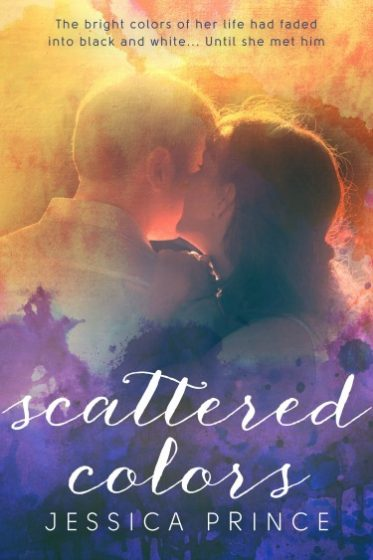 Cover Reveal: Scattered Colors by Jessica Prince