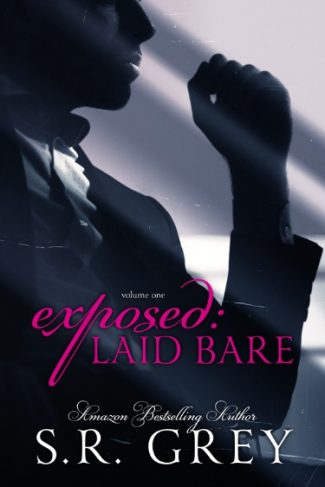 Cover Reveal: Exposed: Laid Bare (Laid Bare #1) by S.R. Grey
