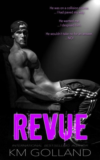 Cover Reveal & Giveaway: Revue by K.M. Golland