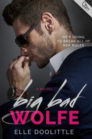 Cover Reveal: Big Bad Wolfe by Elle Doolittle