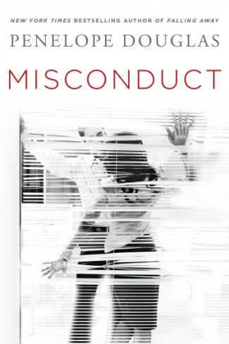 Cover Reveal & Giveaway: Misconduct by Penelope Douglas