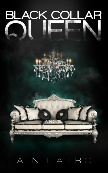 Cover Reveal: Black Collar Queen (Black Collar #2) by A.N. Latro