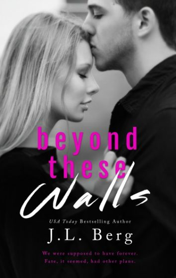 Cover Reveal: Beyond These Walls (Within These Walls #2) by J.L. Berg