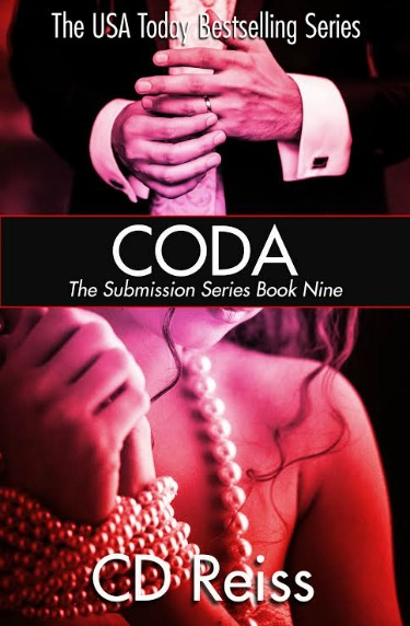 Cover Reveal: Coda (Songs of Submission #9) by C.D. Reiss