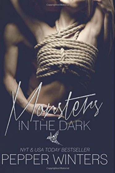 Release Day Launch & Giveaway: Monsters in the Dark (Monsters in the Dark #1-3) by Pepper Winters