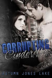 Corrupting Cinderella Cover