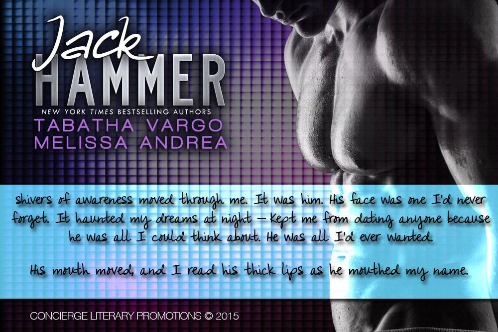 Jack Hammmer Teaser #2