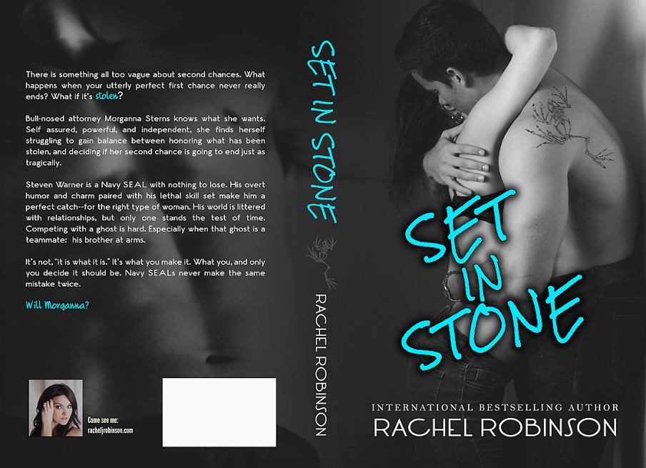 Set in Stone - Full wrap