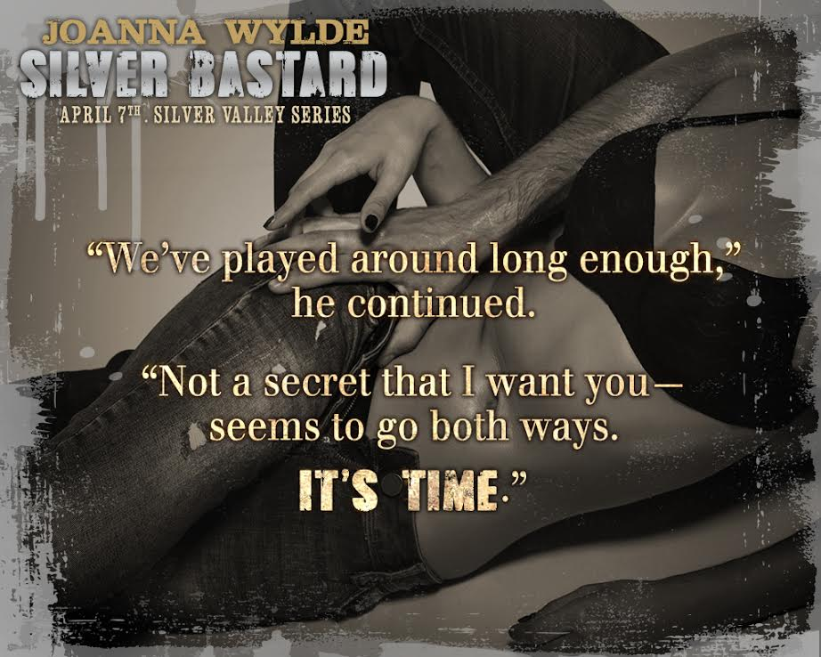 silver bastard excerpt reveal use