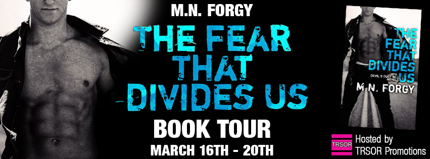 the fear that divides us book tour