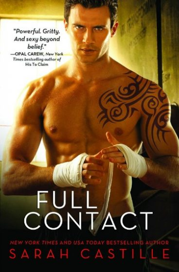 Promo & Giveaway: Full Contact (Redemption #3) by Sarah Castille