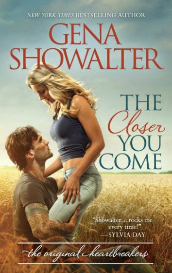 Promo: The Closer You Come (The Original Heartbreakers #1) by Gena Showalter