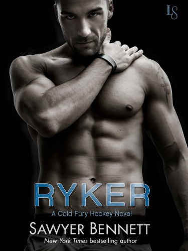 Cover Reveal: Ryker (Cold Fury Hockey, #4)  by Sawyer Bennett